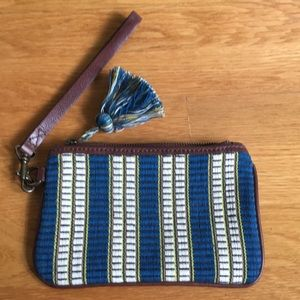 Wristlet from Anthropologie